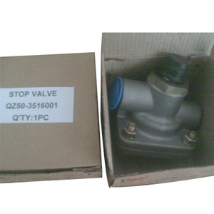 Stop Valve W-18-00011/QZ50-3516001 for CHANGLIN Wheel Loader Spare Parts